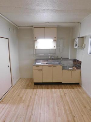 【キッチン】ビレッジハウス鎌倉2号棟