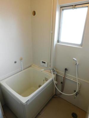 【浴室】ビレッジハウス鎌倉2号棟