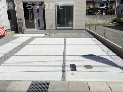 【駐車場】姫路市大津区官兵衛町 2期/2区画