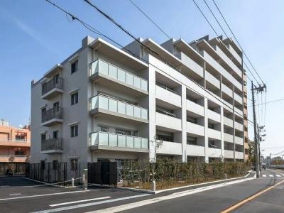 【外観】レーベン平井ヴェネージオ 4階 2013年築 リフォーム済