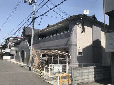 【外観】メゾネート筒井
