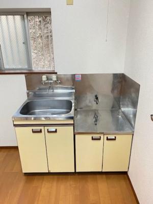 【キッチン】カーザ妙蓮寺