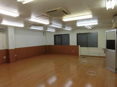【内装】大南ビル1階店舗