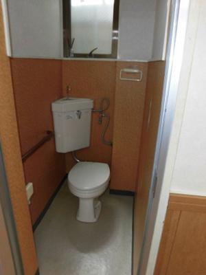 【トイレ】大南ビル1階店舗