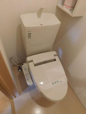 【トイレ】TSU・BA・KI A棟