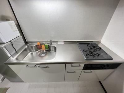 【キッチン】五条セフィーマンション