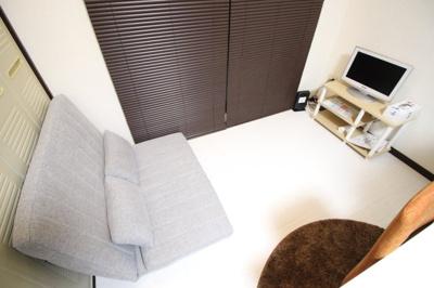 【居間・リビング】五条セフィーマンション