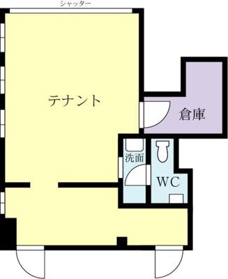 【内装】小松屋ビル