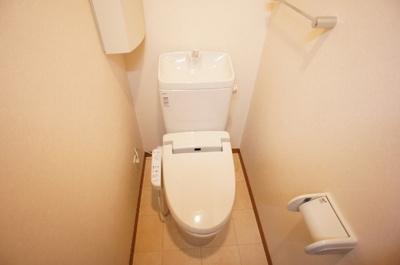 【トイレ】ドエル玉川