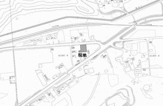 【地図】留辺蘂町泉 売土地
