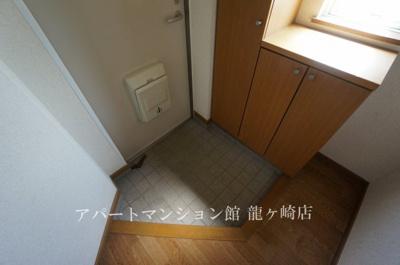 【玄関】アルカディアA