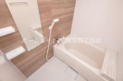 【浴室】コスモツインパレス