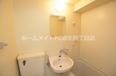 【浴室】アインス蒲生