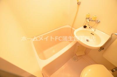 【浴室】ピアリッツ大倉