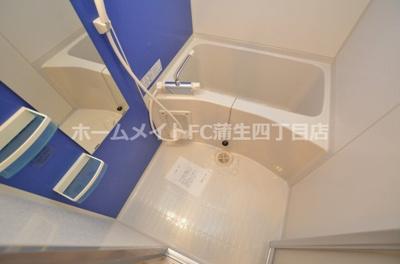 【浴室】エス・キュート城東中央