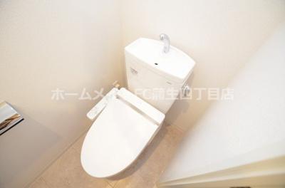 【トイレ】プリモアネッソ