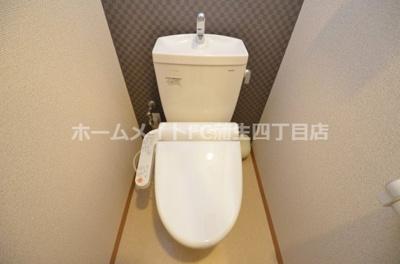 【トイレ】ノーベル都島