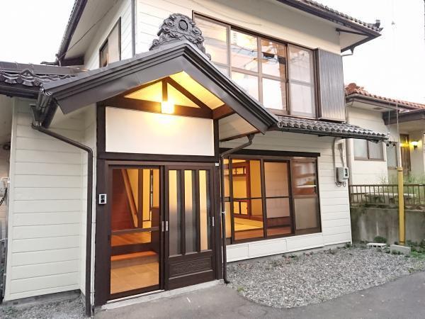 【外観】辰野町辰野リフォーム住宅