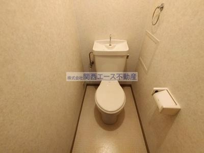 【トイレ】グリーンロゼ