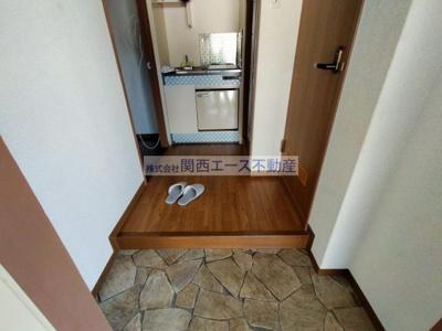 【玄関】グリーンロゼ