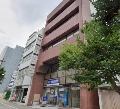 【外観】愛媛汽船ビル