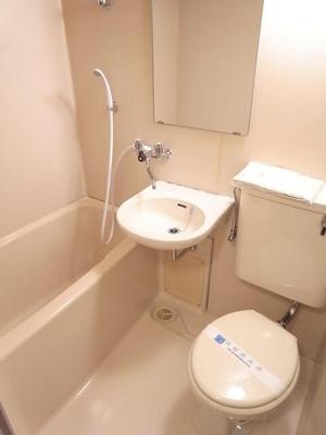 【浴室】DAISY COURT