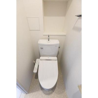 【トイレ】ラティエラ都立大学