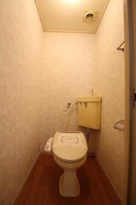 【トイレ】コーポ村上