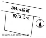 54943 岐阜市長森岩戸土地の画像