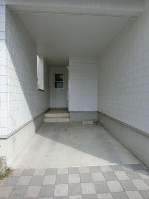 【駐車場】葛飾区東堀切3丁目貸家