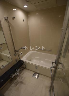 【浴室】プラウド千代田淡路町