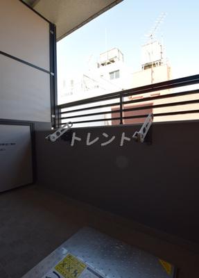 【バルコニー】プラウド千代田淡路町