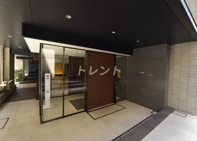 【エントランス】プラウド千代田淡路町