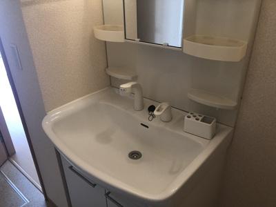 【独立洗面台】サニープレイス塩屋台