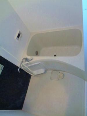 【浴室】ロータスコートⅢ