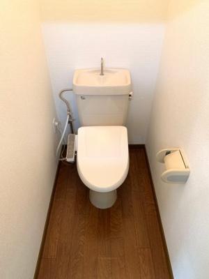 トイレもキレイですよ☆