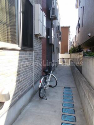 stage大和町の駐輪スペース