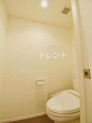 【トイレ】コートレアル三田網町