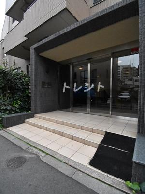 【エントランス】コートレアル三田網町