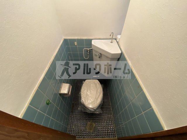 太平寺1丁目テラス トイレ