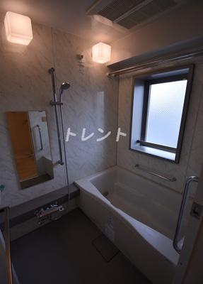 【浴室】パークアクシス南麻布