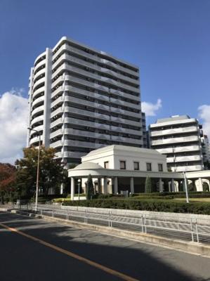 【外観】ベル・パークシティアネックスWEST棟