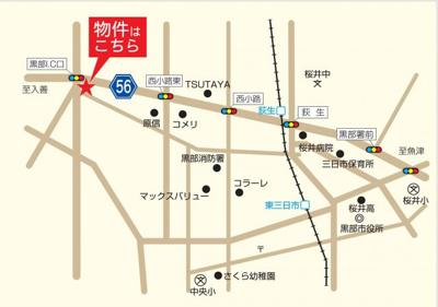 【地図】Brightly Place