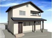 岩倉長谷町② 新築戸建 100年住宅 抗菌・抗ウイルス仕様の画像