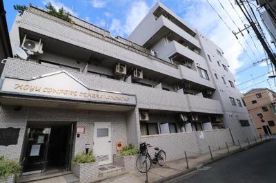 【外観】ホーユウコンフォルト板橋本町
