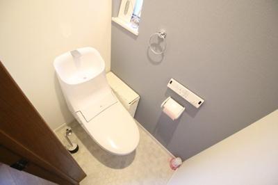 【トイレ】池田上町戸建て