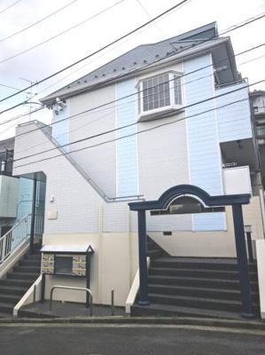 菊名駅徒歩8分のアパートです