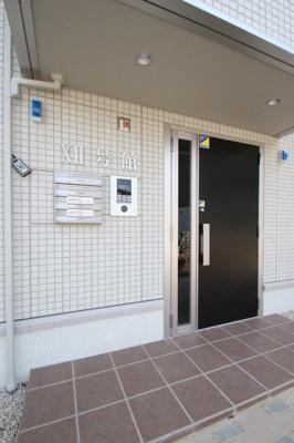 【エントランス】サンフィットハイツ十二号館(サンフィットハイツジュウニゴウカン)