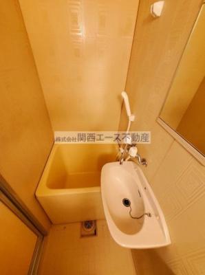 【浴室】アメニティハイツ忍ケ丘