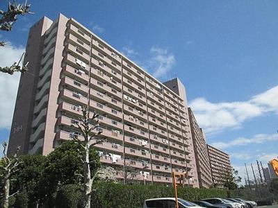 【外観】高島平第一住宅1号棟